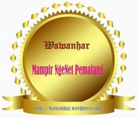 award wawanhar